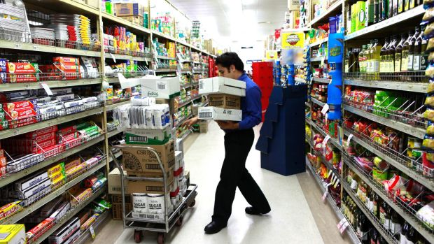 Thirty per cent of packaged food products that have been through an allergen risk assessment process are safe to eat but ...