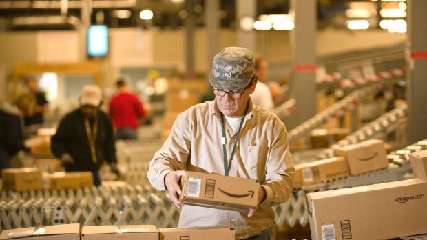 Amazon's arrival in Australia is adding to the demand for logistics space.