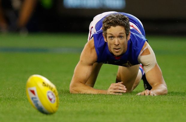 Murphy maintains focus against Collingwood in round one this year.