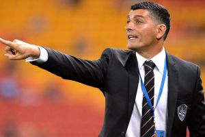 Brisbane Roar coach John Aloisi says he's chasing a marquee to bolster his ranks.