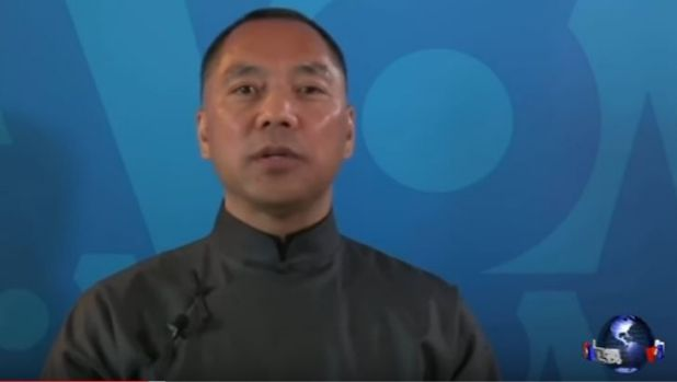"Guo Wengui, aka Miles Kwok, was labelled ""China's Julian Assange"" after appearing in online interviews while in ..."