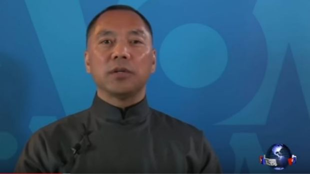 """Guo Wengui, aka Miles Kwok, was labelled """"China's Julian Assange"""" after appearing in online interviews while in ..."""