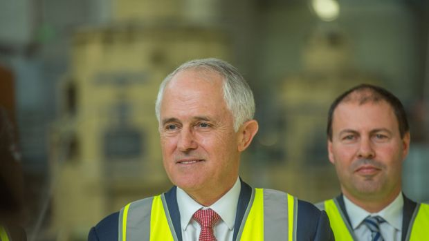 Malcolm Turnbull said the 457 visa policy change would ensure 'we are putting jobs first'.