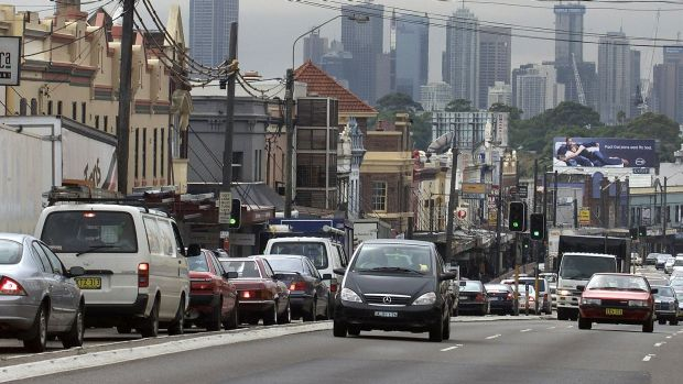 The new infrastructure development along Parramatta Road will see some petrol stations sold.