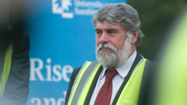 Moreton Bay mayor Allan Sutherland  said he would no longer be accepting funds from the trust.