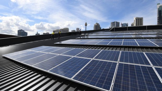 Australia's solar capacity is enough to power all of Melbourne's homes and should reach the equivalent of Sydney's by ...