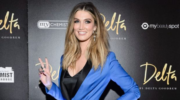Delta Goodrem has licence suspended for speeding, reports