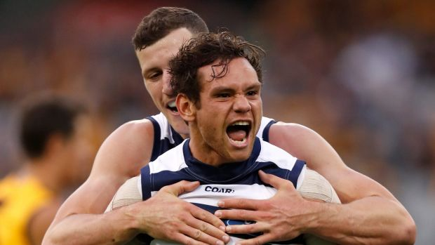 There was a downside to Geelong's last-quarter rampage against Hawthorn.