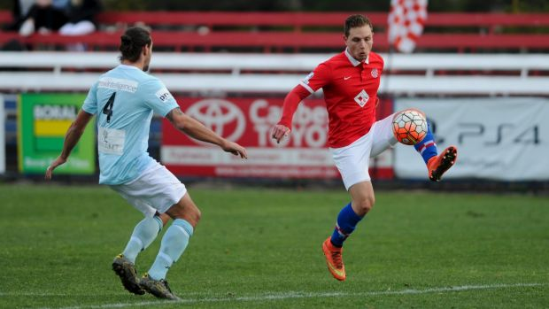 Belconnen knocked Canberra out of the FFA Cup last season but the fell against their rivals in the NPL semi-finals, the ...