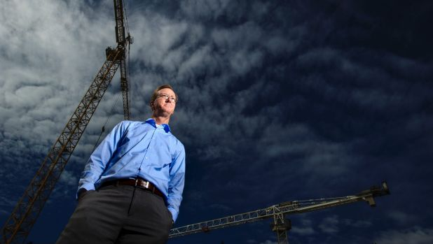 Photographer Darren Bradley fears that the rapid piecemeal approach to construction will see Canberra lose its ...