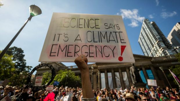 Fact over fiction: science supporters rally for boosted funding.