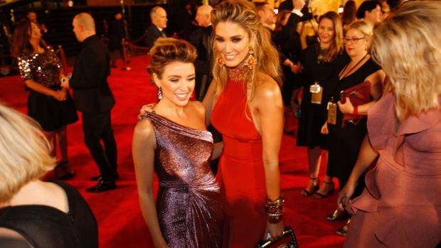Melbourne turns off the Logies Awards