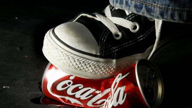Coke is feeling the crush of local health districts.