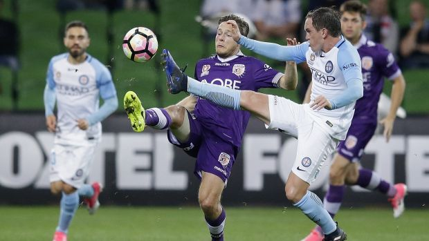 Melbourne City looked to lack toughness at crucial stages last season, especially in their elimination final loss to ...