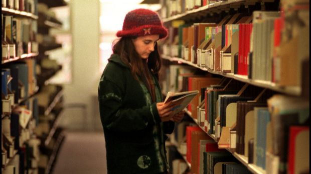 Libraries are one of the last remaining bastions in our cities and town of repose and sanctuary.