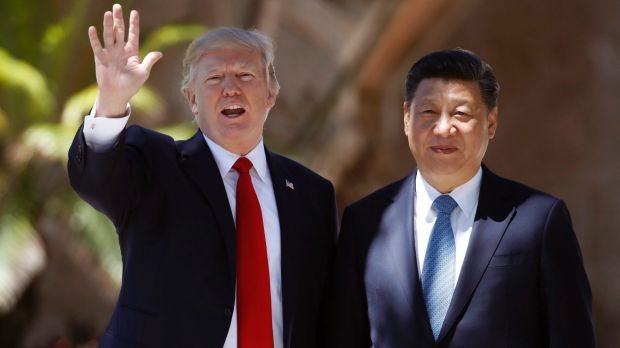 Donald Trump and Chinese President Xi Jinping have plenty of differences to resolve.