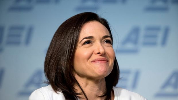 """Facebook's Sheryl Sandberg: """"I think it's great when people lose their jobs when [sexual harassment] happens."""""""