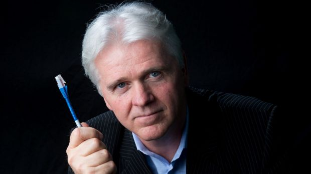 NBN boss Bill Morrow discussed the issue with TPG and Telstra.