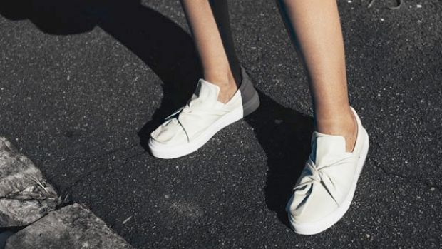 The Wittner Oporto sneaker, which Ports 1961 claims is a copy of one of its shoes.