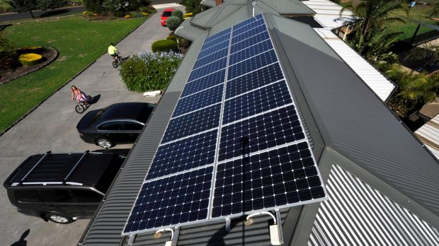 Solar feed-in tariffs are voluntary amounts paid by a retailer to a solar system owner, for the energy they export back ...