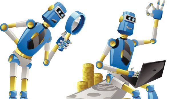There is a much talked about threat of robots stealing our jobs.