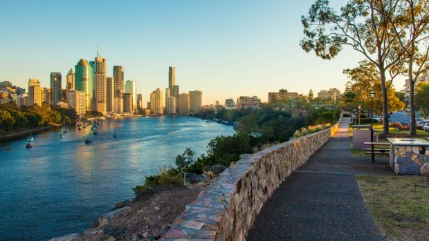 Brisbane City Council has unveiled its first clean, green, sustainable report.