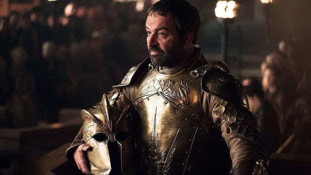 Ian Beattie, who plays Ser Meryn Trant in Game of Thrones, will appear at ThronesCon in Melbourne.