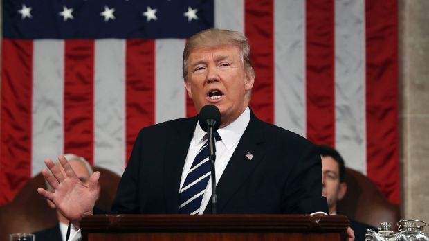 Donald Trump has set an ambitious growth target of 3-4 per cent.