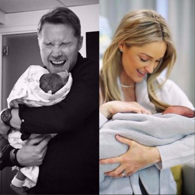 Singer Ronan Keating and his wife Storm welcomed their first baby boy, Cooper Archer Uechtritz Keating in late April. ...
