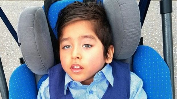 Police issued an Amber Alert for the four-year-old boy, after he was taken from Lady Cilento Children's Hospital on ...