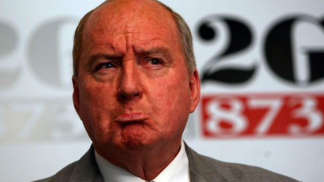 Former rugby internationals and prominent figures like commentator Alan Jones, a Wallabies coaching legend, have called ...