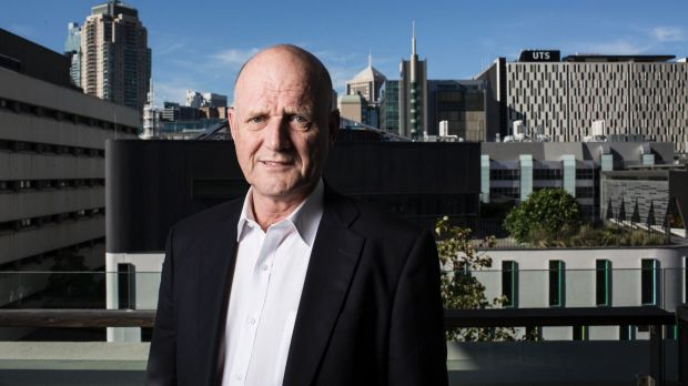 """Senator David Leyonhjelm promised an event """"unlikely to be repeated""""."""