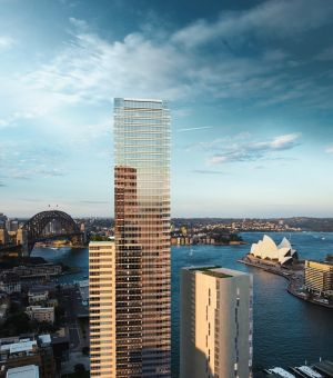 Dalian Wanda a fortnight ago began restructuring its business, which includes two $1 billion Australian apartment projects.