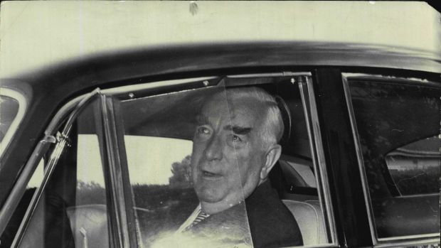 Robert Menzies: the good old days?