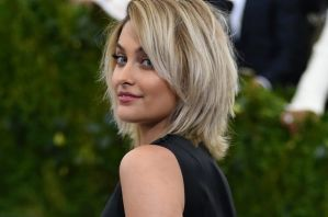Paris Jackson at the Met Gala in May.