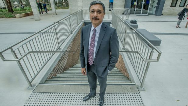 University of Canberra vice chancellor Deep Saini said the results were promising.