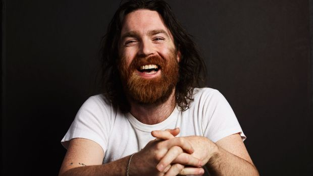 Nick Murphy has chosen 'positive energy' over self-deprecating lyrics and self-lacerating themes for his new EP.
