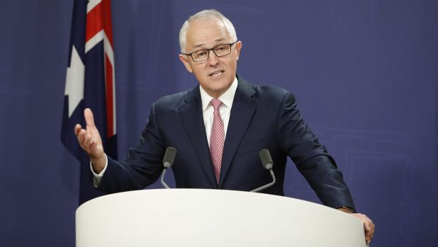 Prime Minister Malcolm Turnbull says Australia is considering a United States-style ban on laptops on some international ...