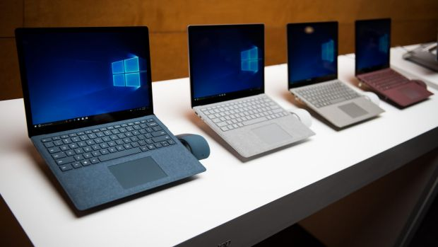 Microsoft recently unveiled a new Surface Laptop.