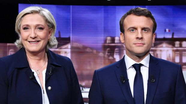 The French presidential debate between Marine Le Pen and Emmanuel Macron was deemed unusually vicious and has now ...
