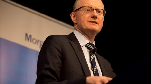 Reserve Bank of Australia Governor Philip Lowe: wants workers to ask for larger pay rises.