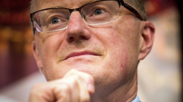 Governor Philip Lowe: The bottom line for the RBA is that the jobless rate, at 5.5 per cent, is now within a 0.5 ...