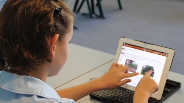 Australia invests more in school technology relative to the rest of the world, according to a new report.