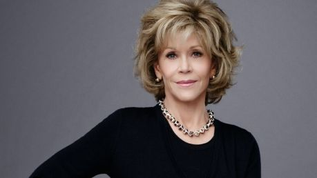 A long and rewarding career: Jane Fonda.