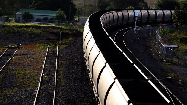 Coal exports have rebounded from Cyclone Debbie in March and April
