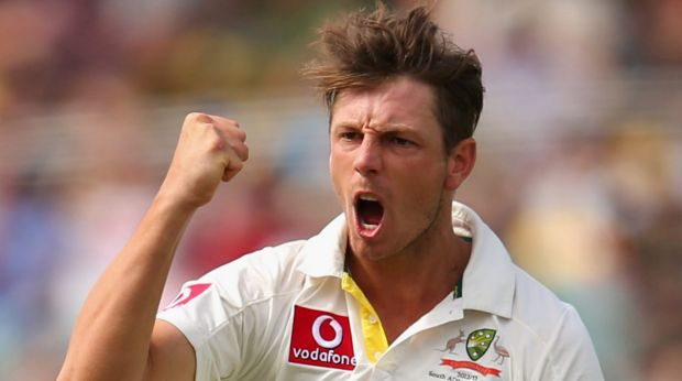 James Pattinson is an Ashes drawcard