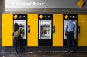 Commonwealth Bank last month put a $20,000 limit on how much cash a customer can deposit through an ATM in a day.