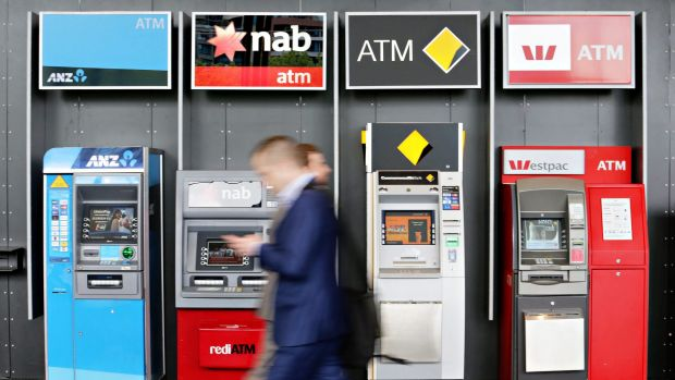 Trust in the big banks is 'strained', the RBA governor says.