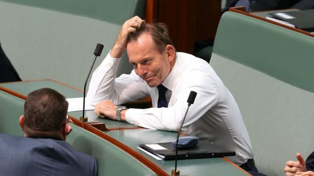 Tony Abbott caused brand damage when prime minister by breaking election promises with abandon.