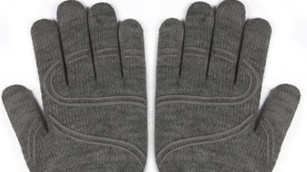 Moshi Digit gloves: text without frostbite